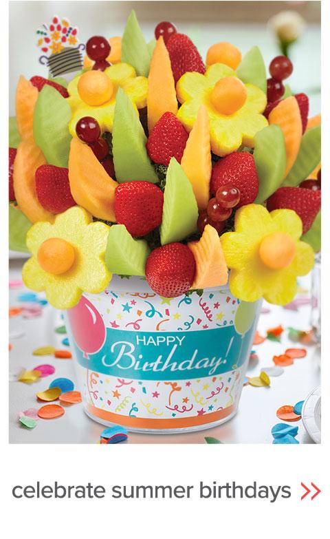 celebrate summer birthdays