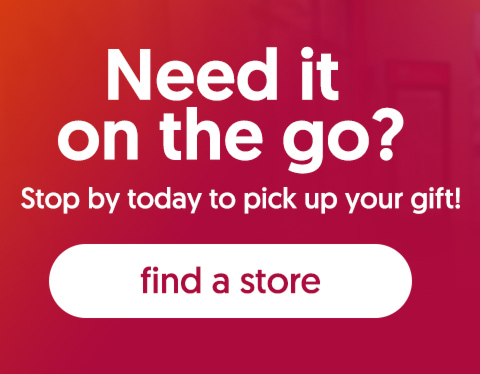 Visit us today & enjoy delicious grab-and-go treats made fresh in just minutes. - find a store