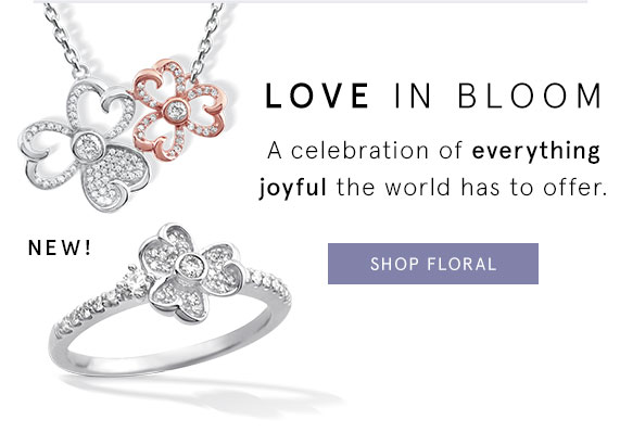 New! Floral styles to celebrate everything joyful the world has to offer. Shop Floral