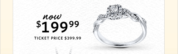 Diamond Ring 1/6 ct tw Round-cut Sterling Silver