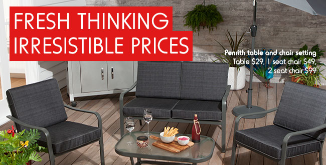Kmart Patio Furniture Sale Reloc Homes   Kmart Patio Furniture Labor Day  Sale