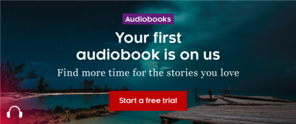 your first audiobook is on us