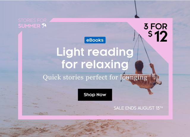 Light reading for relaxing | Quick stories perfect for lounging