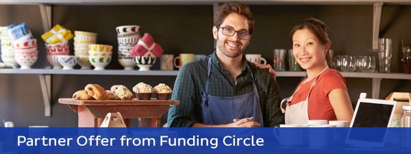 Partner offer from Funding Circle
