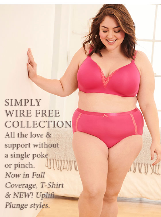 34ca369c8098 Lane Bryant | Cacique - All the reasons to retire your wire.