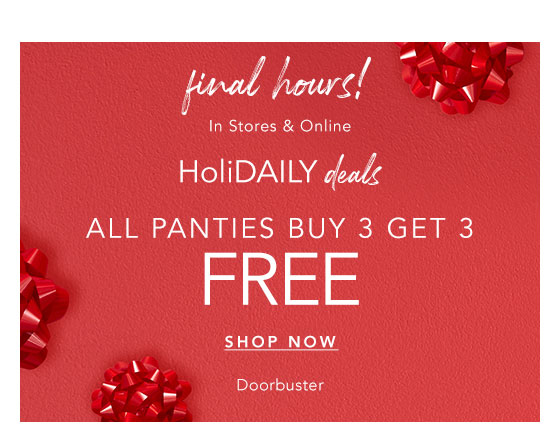 Shop Cacique Panties