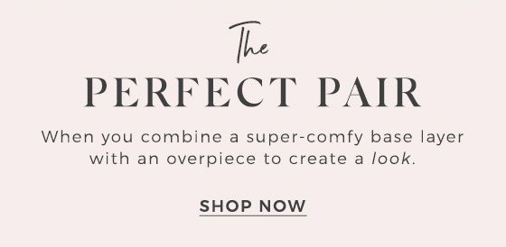 Shop the Perfect Pair