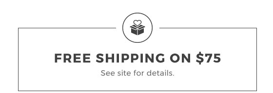 Learn about Free Shipping
