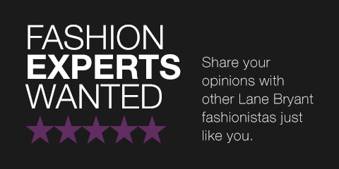 FASHION EXPERTS WANTED