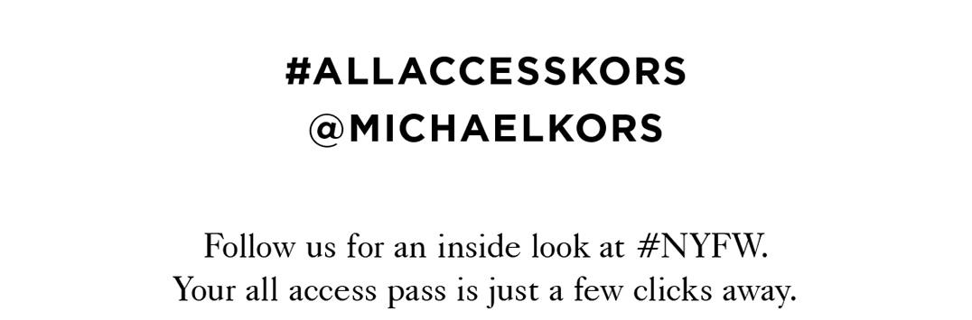 #ALLACCESSKORS
