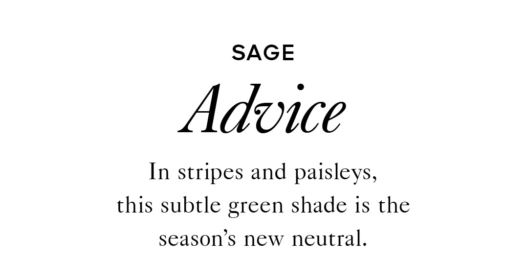 SAGE Advice