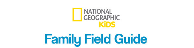 National Geographic Kids Famiily Field Guide