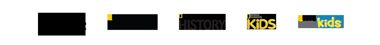 National Geographic magazines