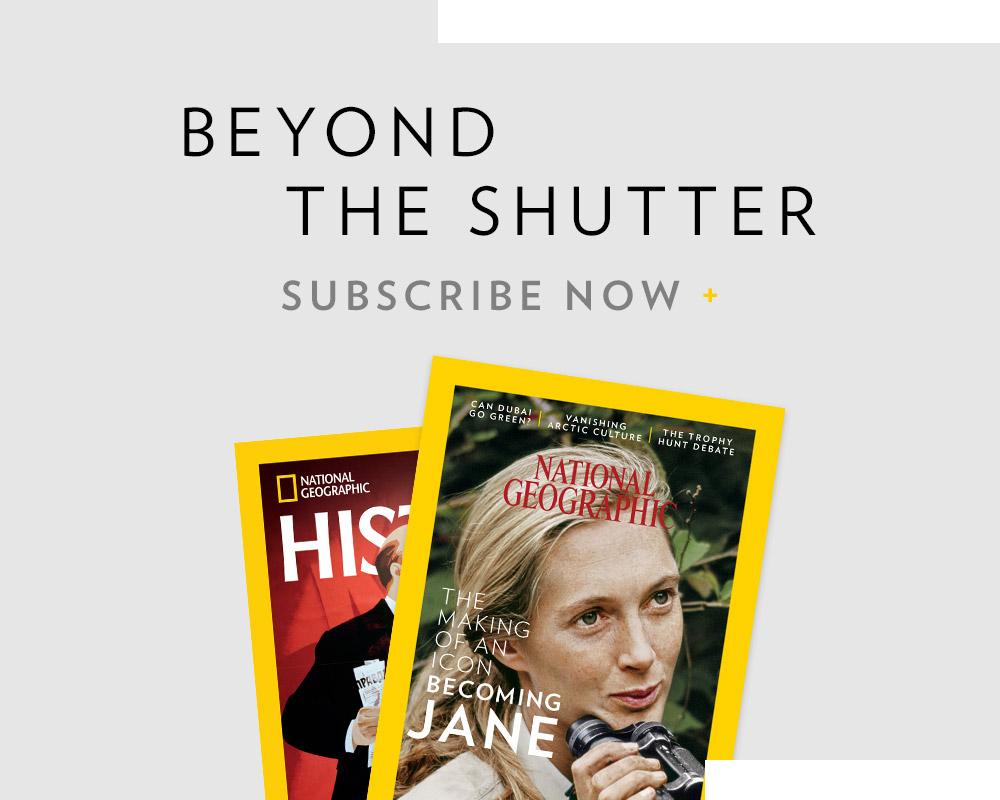 BEYOND THE SHUTTER | SUBSCRIBE NOW +