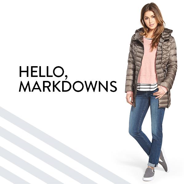 HELLO, MARKDOWNS