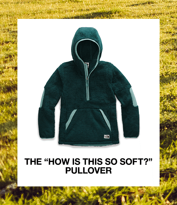 The 'How Is This So Soft?' Pullover