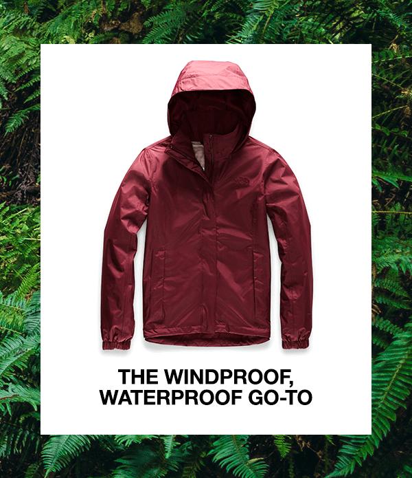 The Windproof, Waterproof Go-To