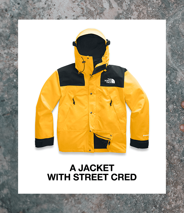 A Jacket With Street Cred