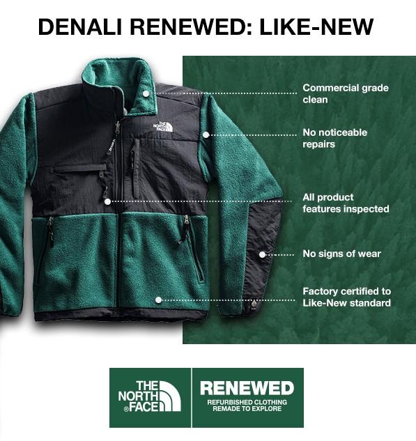 Denali Renewed: Like-New