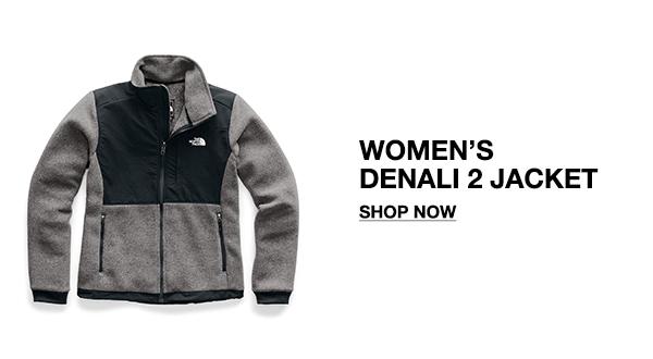 Women's Denali 2 Jacket. SHOP NOW