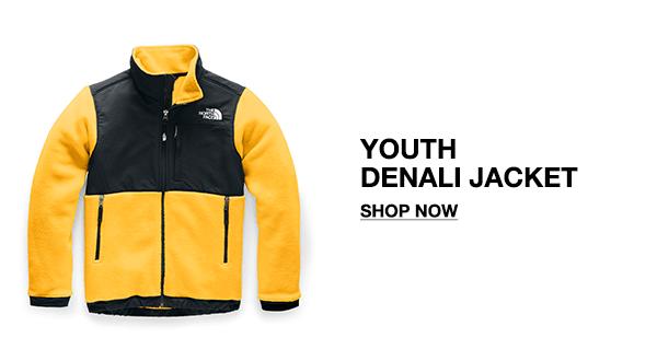 Youth Denali Jacket. SHOP NOW