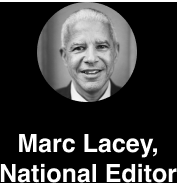 Marc Lacey, National Editor