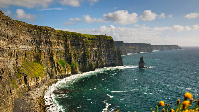 Embrace the Gaelic culture