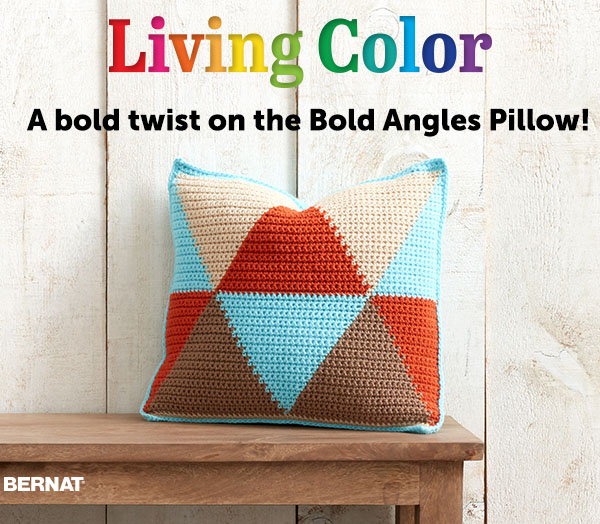 Bold Angles Pillow