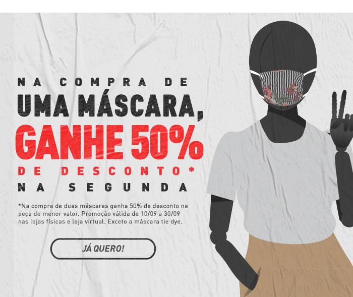Promo Mascaras | Geral