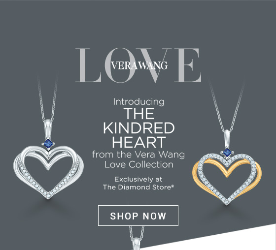 Shop The Kindred Heart of the Vera Wang Love Collection
