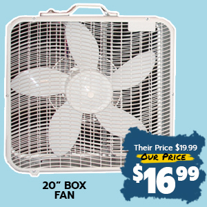 Roses Discount Stores - AC units, Fans and other cool gear to beat the Heat!